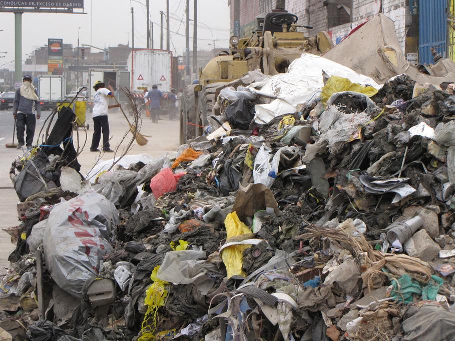 Minam: Lima genera más de dos millones de toneladas de basura al año