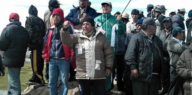 Minería informal generará el principal conflicto social en el 2014