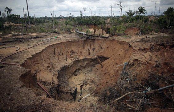 Elementos para el debate sobre la minería informal en el país