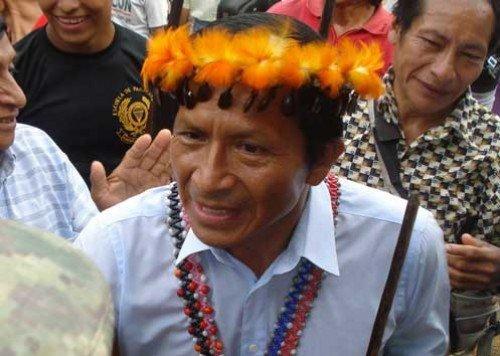 """Legislador awajún pide que Congreso abra nueva investigación del """"Baguazo"""""""