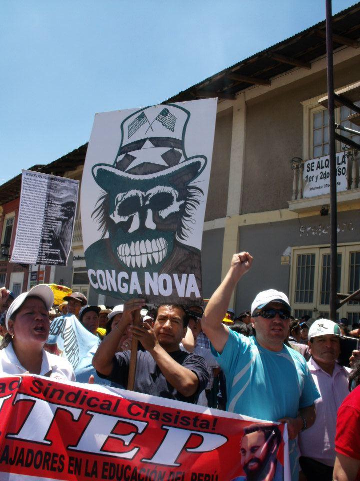 Representante de la Defensoría del Pueblo hizo balance de los conflictos sociales en el 2012
