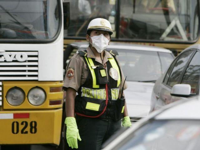 Parque automotor es responsable del 85% de la contaminación del aire en Lima y Callao