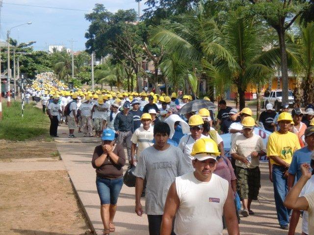 Madre de Dios: organizaciones rechazan paro minero y se muestran a favor de decretos para erradicar minería informal