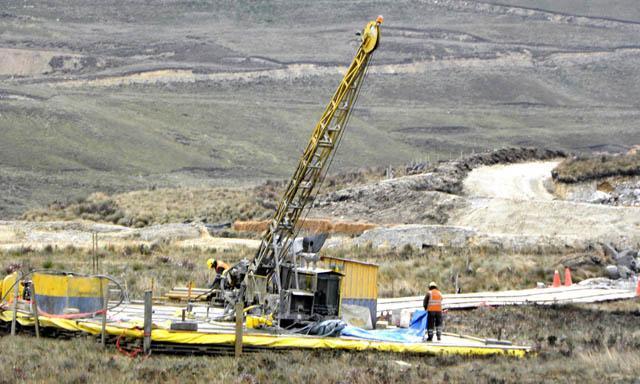 Caso Conga: Yanacocha aceptó pagar multa del OEFA pero negó impacto negativo al medio ambiente