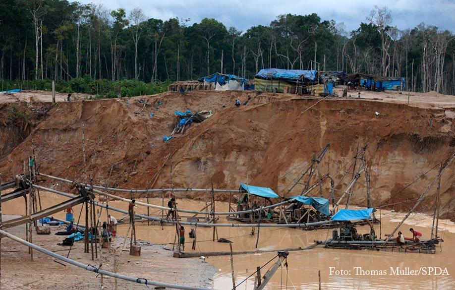 Minería informal: piden ampliar por tres meses más el plazo para presentar declaraciones de compromiso
