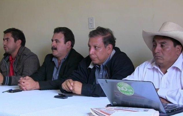 Cajamarca: anuncian marchas hacia lagunas de Conga para este 28 de febrero y los dos primeros días de marzo