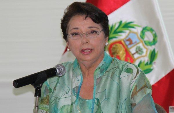 Beatriz Merino es la presidente de la Sociedad Peruana de Hidrocarburos