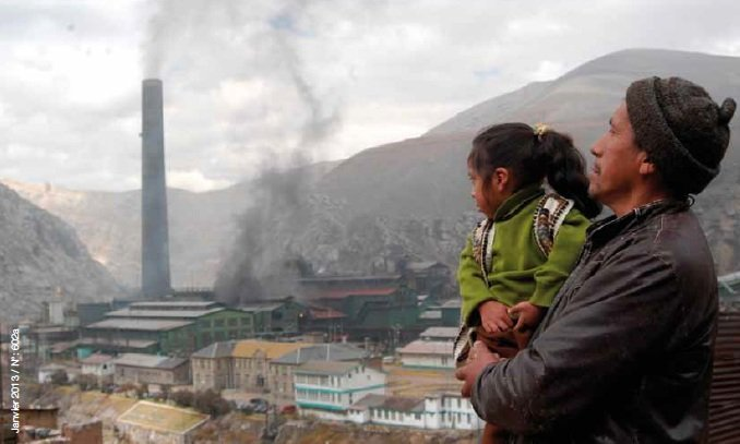 AIDA: hace siete años el Estado no garantiza derechos de afectados por contaminación ambiental en La Oroya
