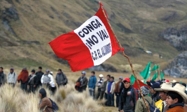 Yanacocha: sería irresponsable esperar a que elecciones definan el futuro de proyecto Conga