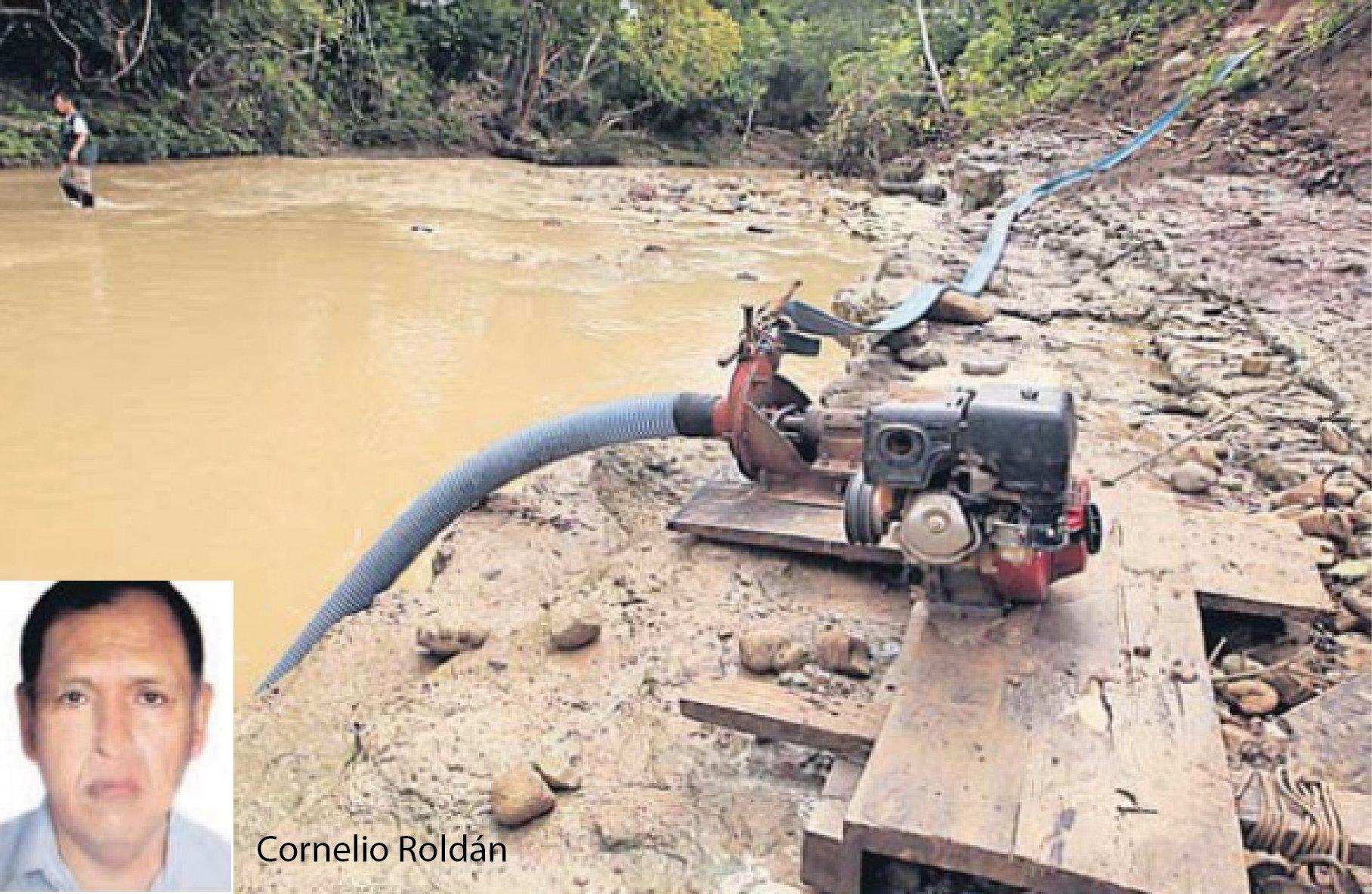 Huánuco: denuncian a director regional de Energía y Minas por facilitar minería ilegal