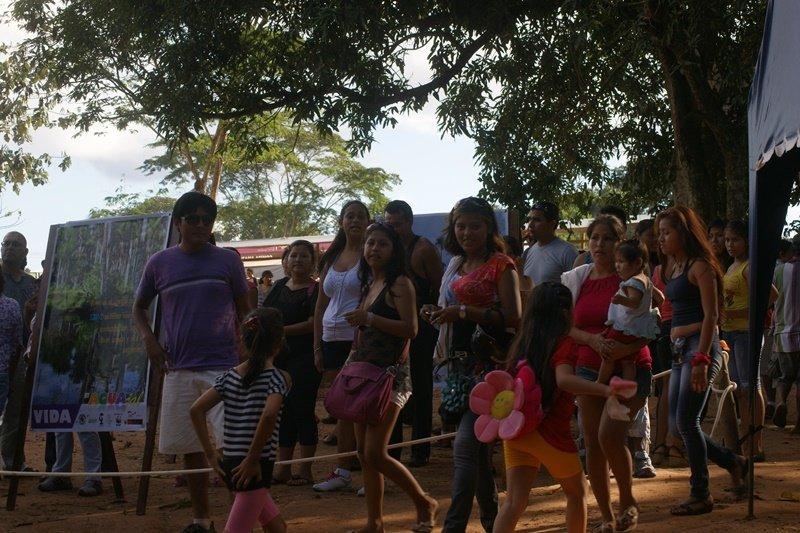 Descubriendo las bondades del  aguajal en el día de San Juan