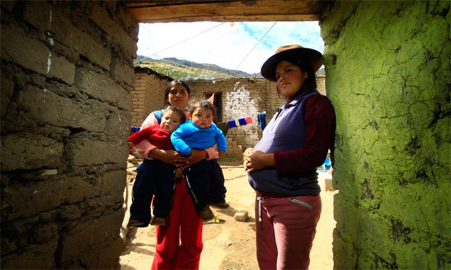 Áncash: 285 pobladores de Cajacay tienen metales en la sangre y culpan a Antamina