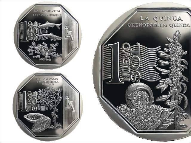 nuevas monedas