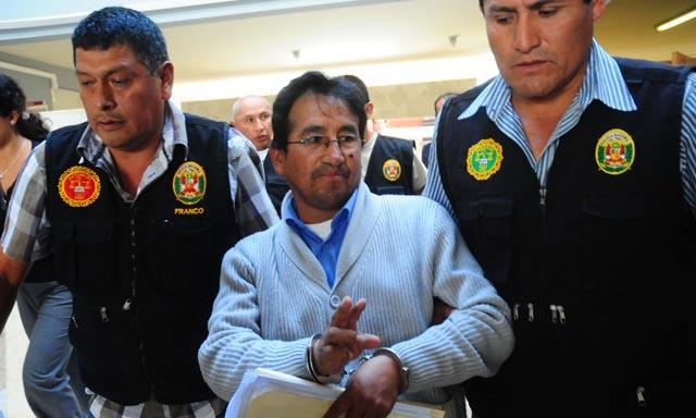 Fiscalía pide prisión para alcalde de Espinar y dirigentes que encabezaron manifestación contra minera Xtrata