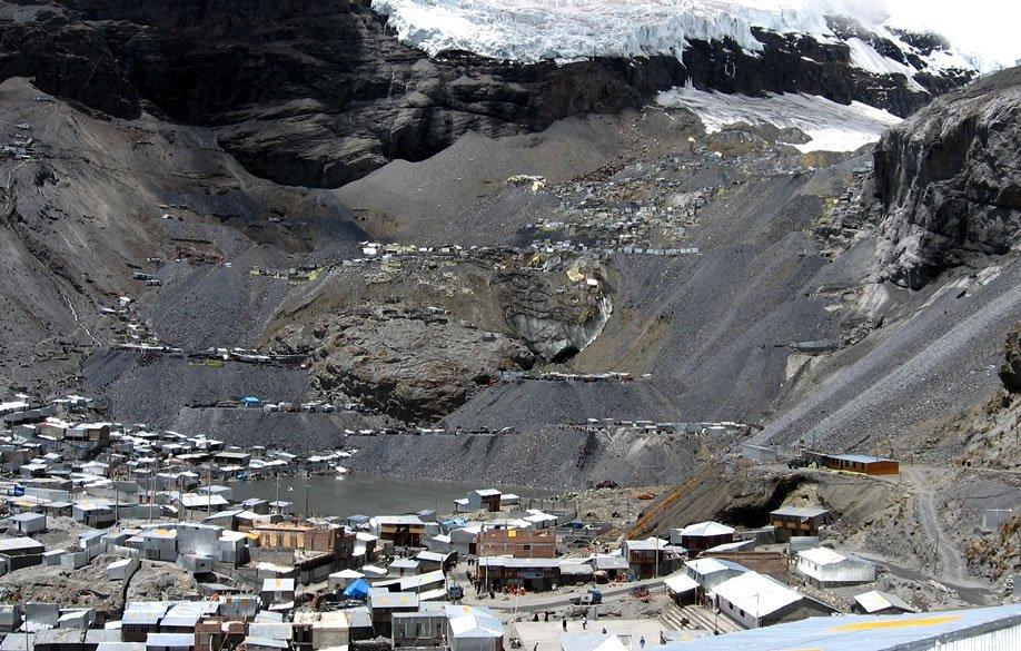 El rincón dorado: minería informal en Puno