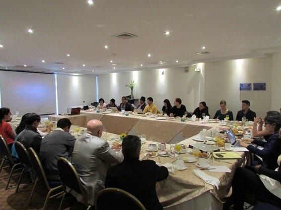 Perú, Ecuador y Guatemala intercambian experiencias en la implementación de la consulta previa