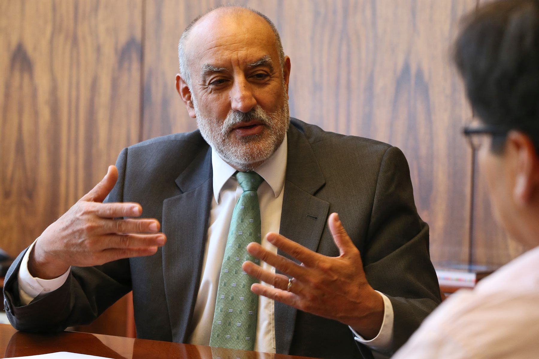 Ministro Mayorga: creación del Ministerio del Ambiente y la Consulta Previa han significado un bache