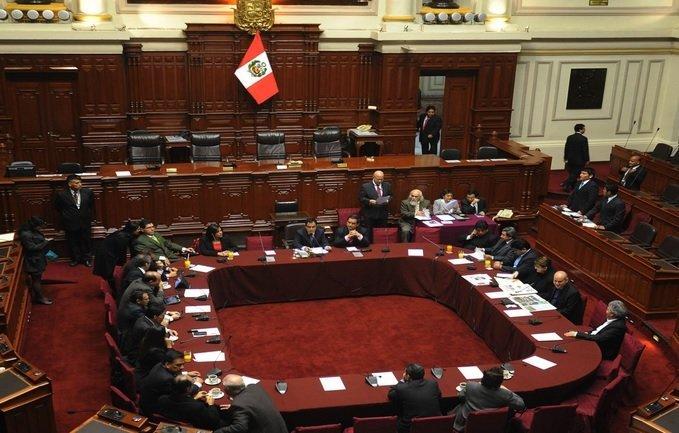 Comisión permanente_Congreso_andina