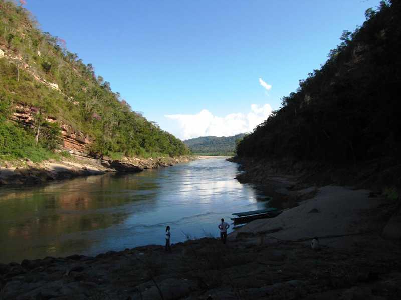 Ruth Buendía y la lucha asháninka contra el proyecto hidroeléctrico Pakitzapango