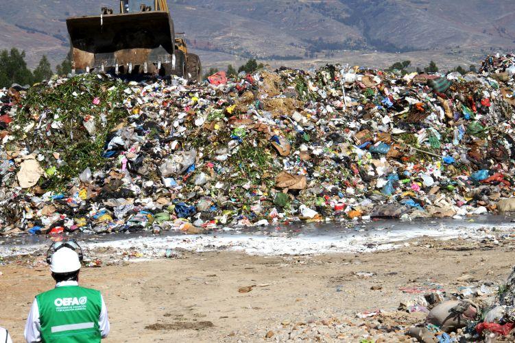 Junín: relleno sanitario busca tratar 350 toneladas de basura al día