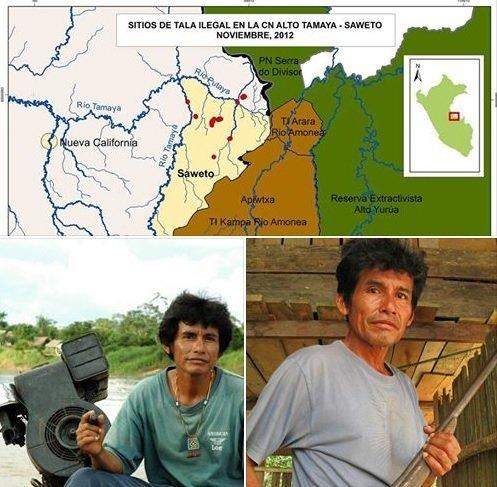 Ucayali: luego de 15 días hallan segundo cadáver de los 4 asháninkas asesinados por madereros ilegales