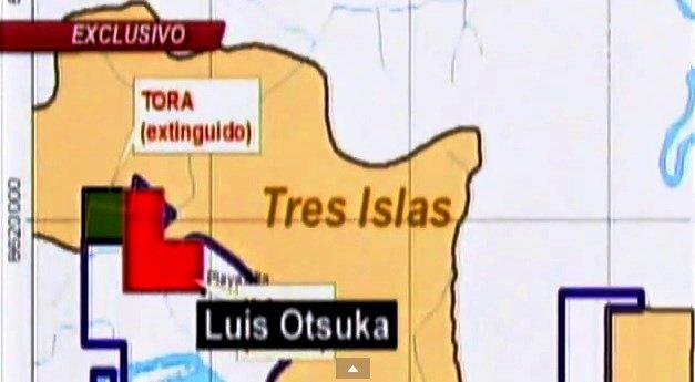 Madre de Dios: candidato a la región, Luis Otsuka, es acusado de realizar minería ilegal en bosques intangibles