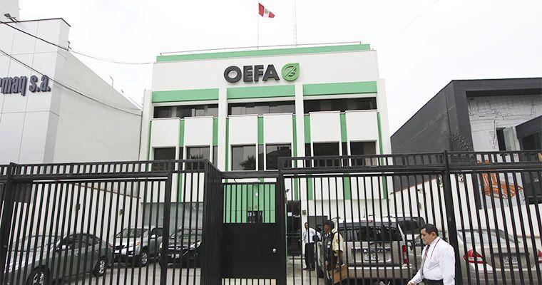 """OEFA apelará resolución de Indecopi que declara """"barrera burocrática"""" al aporte por regulación"""