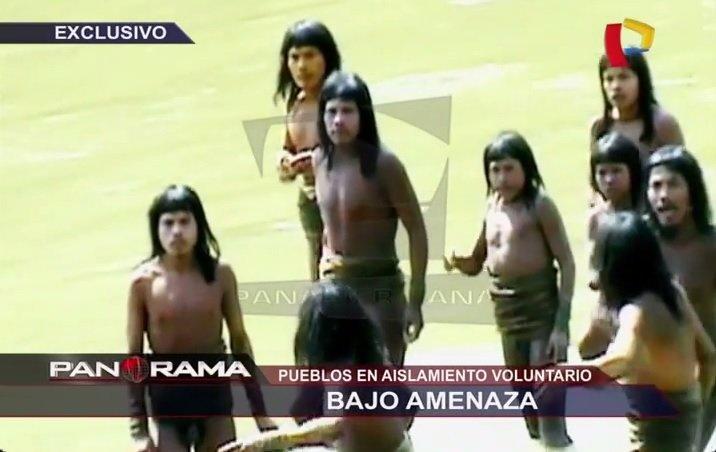 Madre de Dios: empresas de turismo y grupos religiosos amenazan existencia de indígenas en aislamiento