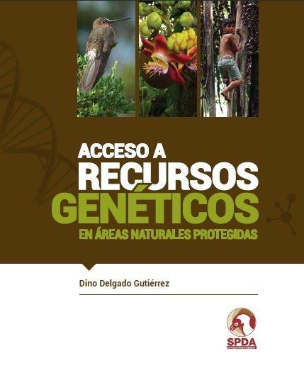 (Descarga PDF) SPDA presenta libro sobre recursos genéticos y áreas naturales protegidas