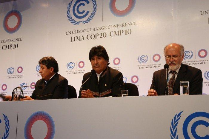 Evo Morales_SPDA
