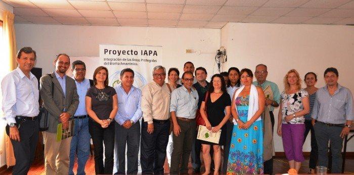 Proyecto Amazonía_Sernanp