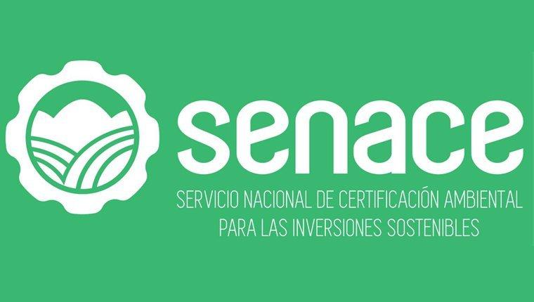 Logo Servicio Nacional de Certificación Ambiental para las Inversiones Sostenibles