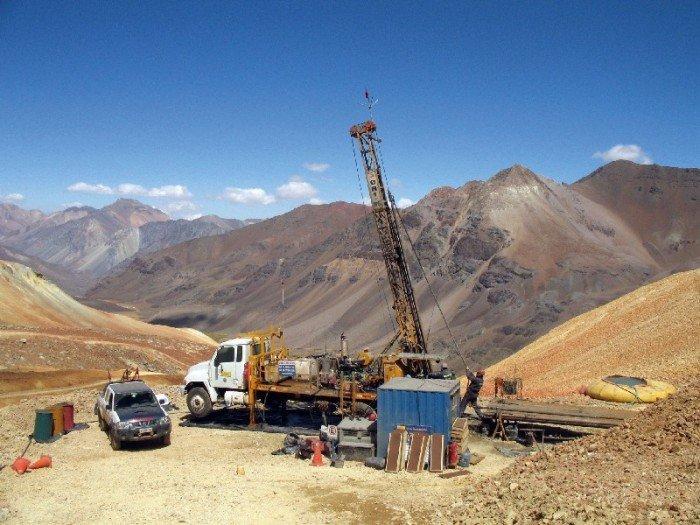 Exploración minera. Foto: elextremosur.com