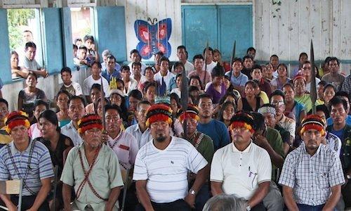 Consulta previa_Loreto. Foto: peruinforma.com