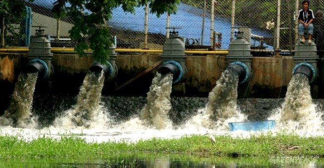 Reciclaje aguas residuales. Foto: telediario.mx