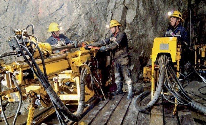 Minería registró mejores cifras del año. Foto: miningpress.com.pe