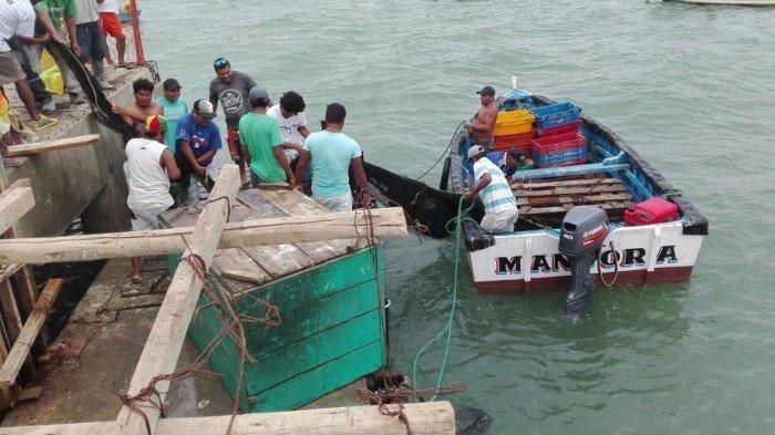 En diciembre del año pasado Produce intervino seis embarcaciones que hacían pesca de arrastre en Máncora. Foto Andina