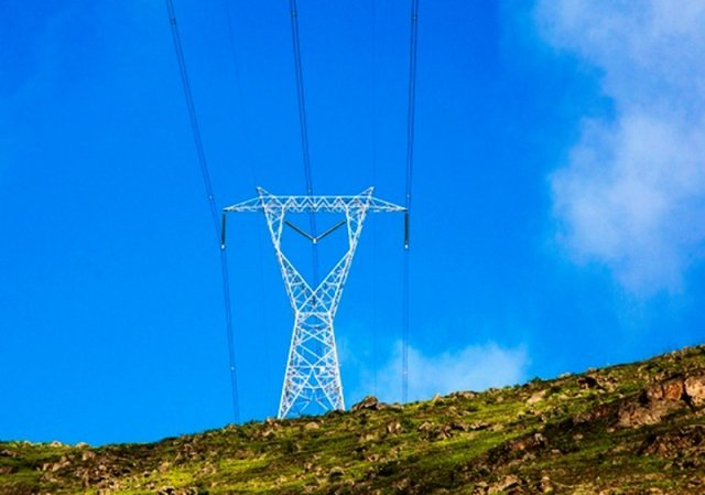torre eléctrica - Senace