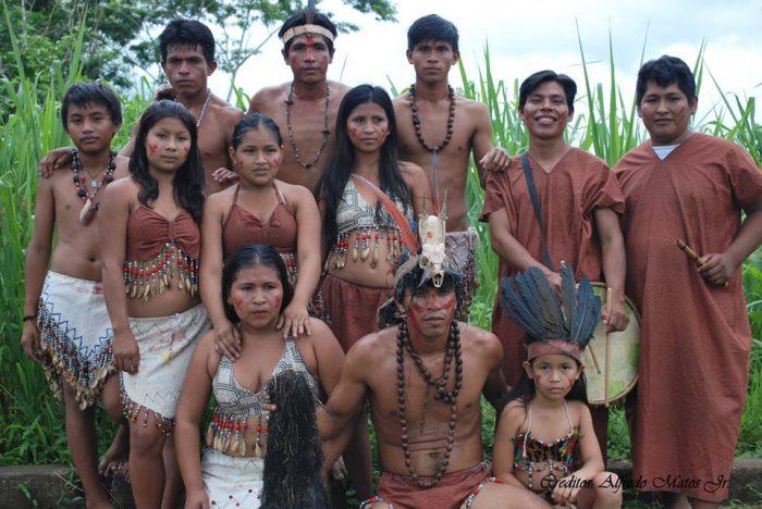 comunidad nativa infierno