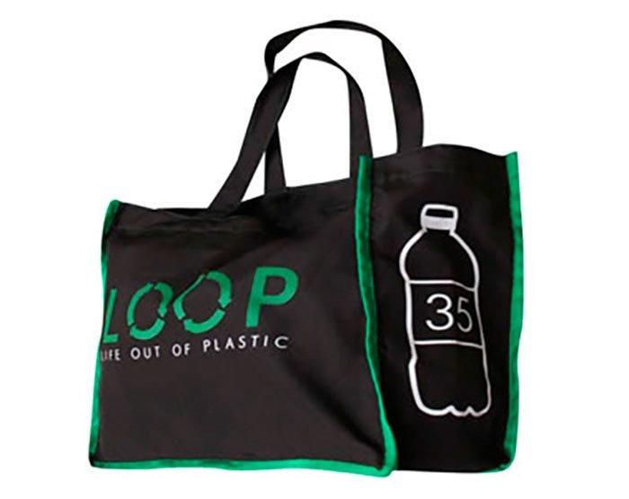 4d23b0a9c Algunas bolsas reusables son hechas con materiales reciclables, tal como lo  hace la empresa L.O.O.P.