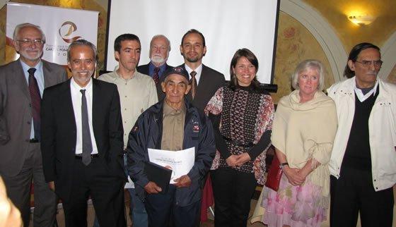 Ganadores del Premio Carlos Ponce del Prado 2009