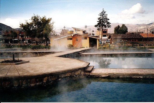Baños del inca