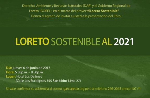 loreto sostenible