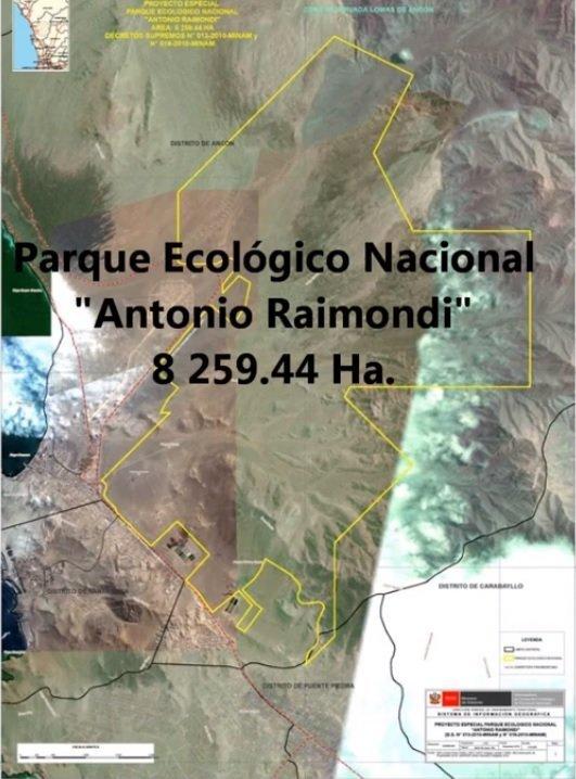 Parque Ecológico Nacional Ancón
