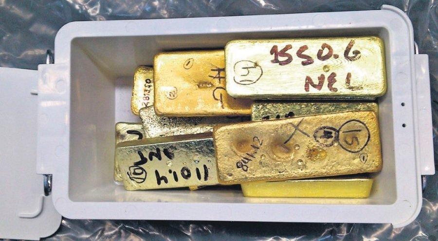 oro ilegal_el comercio
