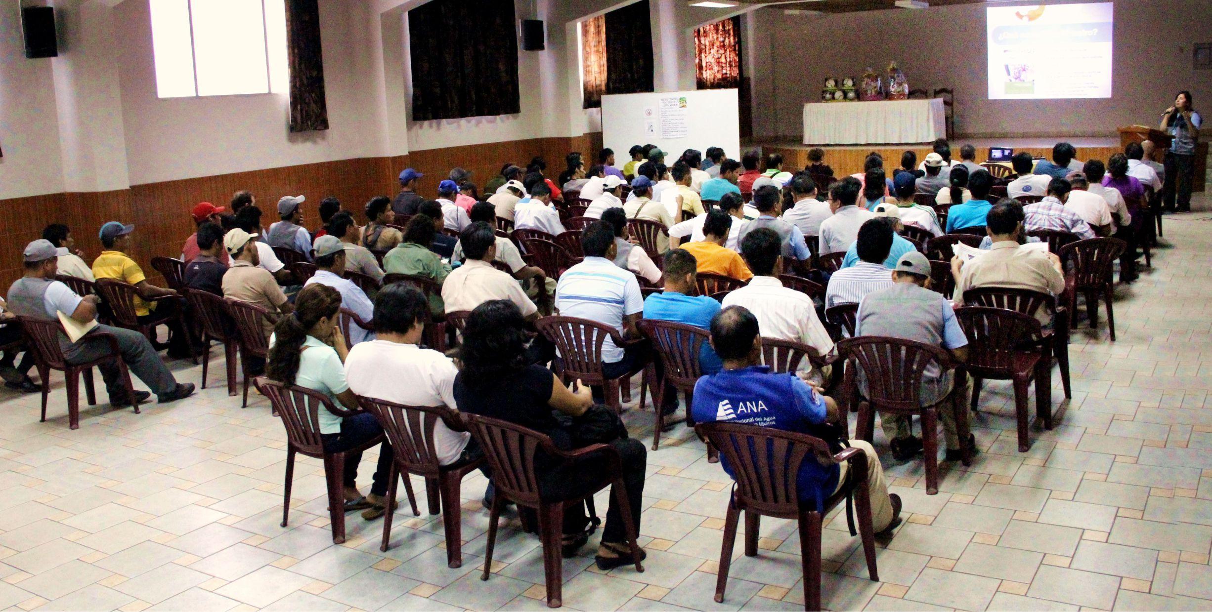 Asamblea General del CdG de la RNPS