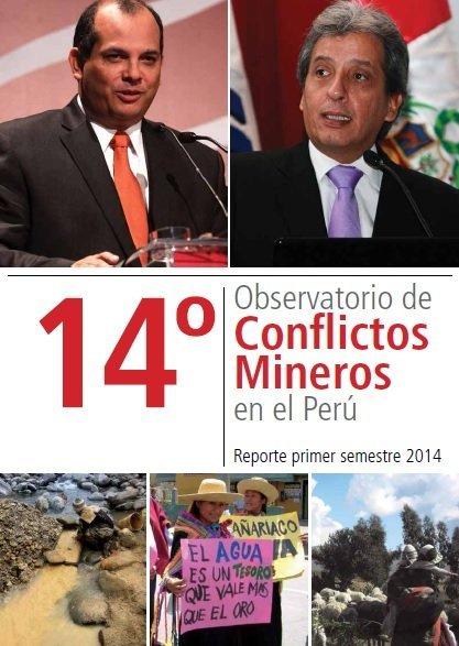Observatorio de conflictos mineros 14