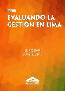 lima cómo vamos_informe ambiental