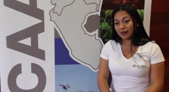 Carol Gonzales COP20