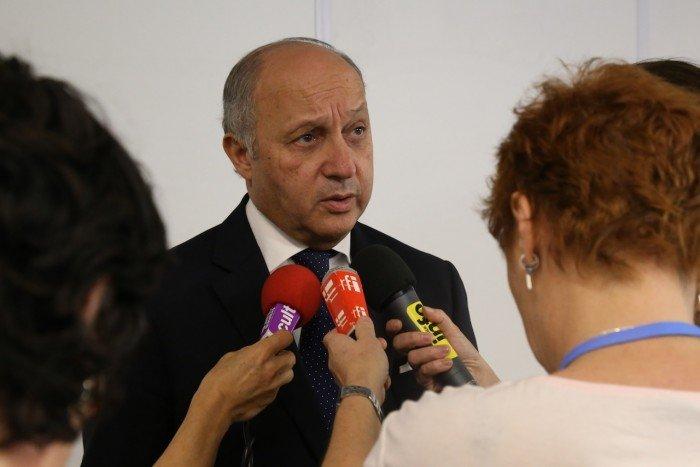 ministro asuntos exteriores francés